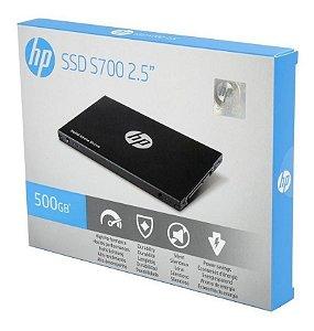 HD SSD SATA 500GB HP S700 @