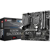 PLACA MÃE B360M BAZOOKA MSI DDR4 1151 (HDMI/DVI) @