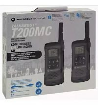 RADIO COMUNICADOR WALKIE TALKIE T200MC@