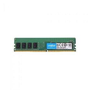 MEMÓRIA DDR4 4GB 2666MHZ CRUCIAL @