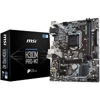 PLACA MÃE H310M PRO-M2 MSI DDR4 1151 (HDMI/VGA/DVI) @