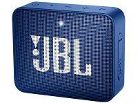CAIXA DE SOM BLUETOOTH 3W JBL GO 2 AZUL @
