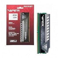 MEMÓRIA DDR4 8GB 2666MHZ PATRIOT VIPER @
