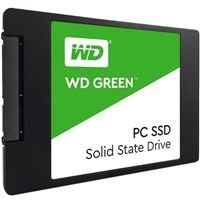 HD SSD SATA 480GB WESTERN DIGITAL GREEN WDS480G2G0A@