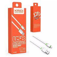 CABO USB IPHONE LIGHTNING 1M KAIDI KD-306