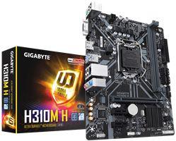 PLACA MÃE H310M-H GIGABYTE DDR4 1151 (HDMI/VGA)@