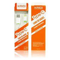 CABO USB TIPO-C 1M KAIDI KD-TC30