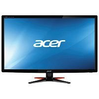 MONITOR 24 ACER GAMER LED GN246HL (VGA/DVI/HDMI)@