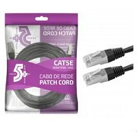 CABO REDE CAT5E 10M CHIPSCE 018-9919