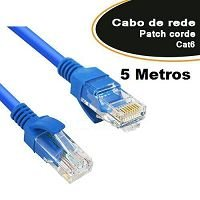 CABO REDE CAT6 5M EMPIRE 3224