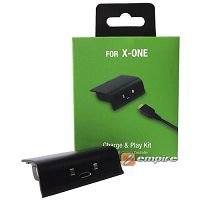 BATERIA CONTROLE XBOX ONE KIT CHARGE EMPIRE 3993