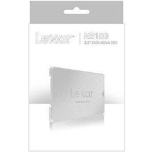 HD SSD SATA 128GB LEXAR NS100 128RBNA @