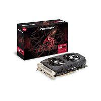 PLACA DE VÍDEO RADEON RX590 RED DRAGON 8GB DDR5 POWERCOLOR AXRX 590 8GBD5-DHD