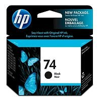 CARTUCHO HP 74 BLACK CB335WB#