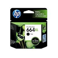 CARTUCHO HP 664XL BLACK F6V31AB