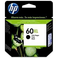 CARTUCHO HP 60XL BLACK CC641WB