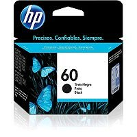CARTUCHO HP 60 BLACK CC640WB