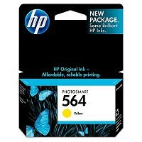 CARTUCHO HP 564 YELLOW CB320WL#