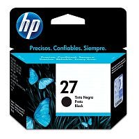 CARTUCHO HP 27 BLACK C8727AB
