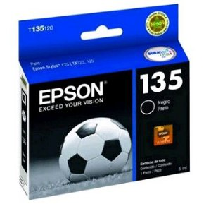 CARTUCHO EPSON 135 BLACK T135120