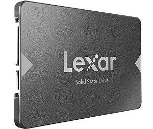 HD SSD SATA 512GB LEXAR NS100 512RB