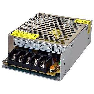 FONTE CHAVEADA 12V 10A CFTV EMPIRE 3424