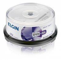 DVD+R DUAL LAYER LOGO ELGIN 82095