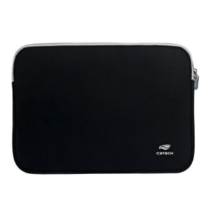 CAPA SLEEVE PARA NOTEBOOK 15.6 SEATTLE C3TECH PRETO SL-15