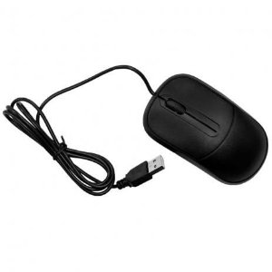 MOUSE USB C3TECH PLUS MS-35BK PRETO