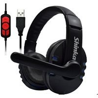 HEADSET USB GAMER SHINKA SH-Q7 - 28