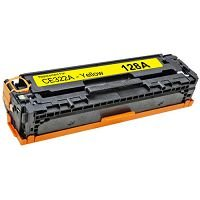 TONER SUPRY HP 128A CE322A YELLOW#