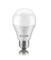 LAMPADA LED BULBO 10W 2700K BIVOLT ELGIN 48GLBLEDBM10#