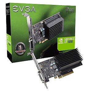PLACA DE VÍDEO GEFORCE GT1030 2GB DDR4 EVGA 02G-P4-6232-KR