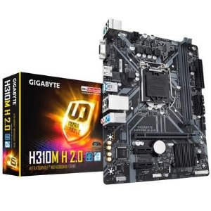 PLACA MÃE H310M-H 2.0 GIGABYTE DDR4 1151 (HDMI/VGA)