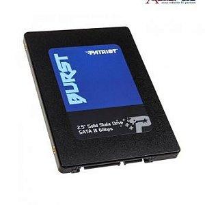 HD SSD SATA 240GB PATRIOT BURST PE000542-PBU240GS25SSDR