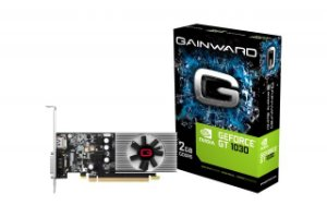 PLACA DE VÍDEO GEFORCE GT1030 2GB DDR5 GAINWARD NE5103000646-1080F