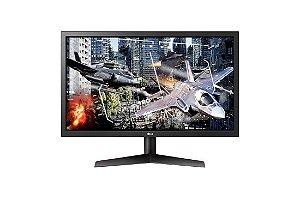 MONITOR 24 LG FREESYNC FULL HD GAMER 144HZ 24GL600F 1MS (2 HDMI/DP)