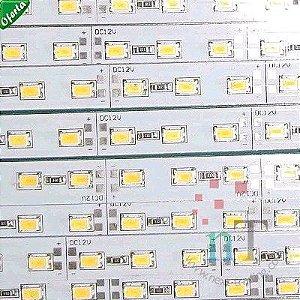 FITA LED 5630 S/ SILICONE 5M 60 LEDS 12W EXBOM 01648#