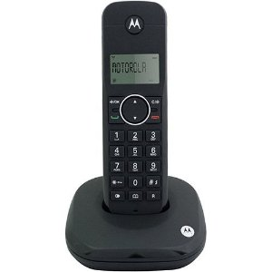 TELEFONE SEM FIO MOTOROLA 500ID PRETO
