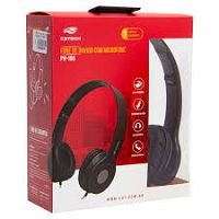 HEADSET P2 C3TECH PH-100BK