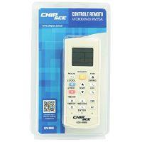 CONTROLE REMOTO UNIVERSAL AR CONDICIONADO CHIPSCE 026-99896