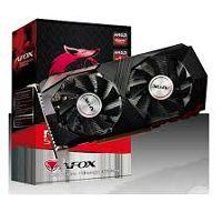 PLACA DE VÍDEO AFOX RX560 4GB DDR5 AFRX560D-4096D5H4-V2 (DP/HDMI/DVI)