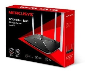 ROTEADOR WIRELESS AC1200 MERCUSYS AC12