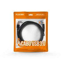 CABO EXTENSOR USB 3.0 1.5M PLUSCABLE USBAF3015