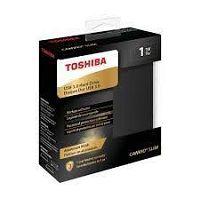 HD EXTERNO 2.5 1TB TOSHIBA CANVIO SLIM PRETO DTD310