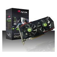 PLACA DE VÍDEO AFOX GTX1050TI 4GB DDR5 AF1050TI-4096D5H2 (DP/HDMI/DVI)