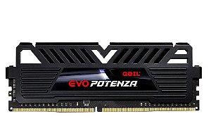 MEMÓRIA DDR4 8GB 2400MHZ CRUCIAL GEIL EVO POTENZA