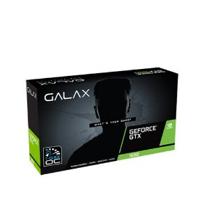 PLACA DE VÍDEO GEFORCE GTX1650 EX 4GB DDR5 GALAX
