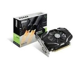 PLACA DE VÍDEO GEFORCE GTX1050TI 4GB DDR5 MSI 912-V809-2687