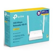 ROTEADOR WIRELESS 300MBPS 100MW TP-LINK TL-WR829N @